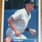 1993 MLB Donruss Series 2 #503 Pat Kelly NY Yankees