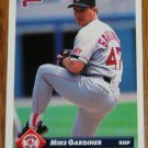 1993 MLB Donruss Series 2 #515 Mike Gardiner Red Sox
