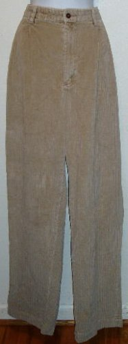Abercrombie and Fitch Tan Cords Men's Size 33x34