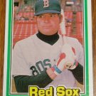 1981 MLB Donruss Jim Dwyer Boston Red Sox Card #577