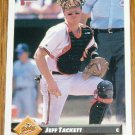 1993 MLB Donruss Series 2 #529 Jeff Tackett Orioles