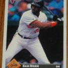 1993 MLB Donruss Series 2 Card #617 Sam Horn Orioles