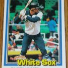1981 MLB Donruss Rusty Kuntz Card #282 Chicago White Sox