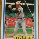 1981 MLB Donruss Kiko Garcia Baltimore Orioles Card #514