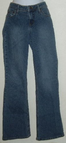 l.e.i. Jeans Juniors Size 11 5 Pockets Blue Back to School
