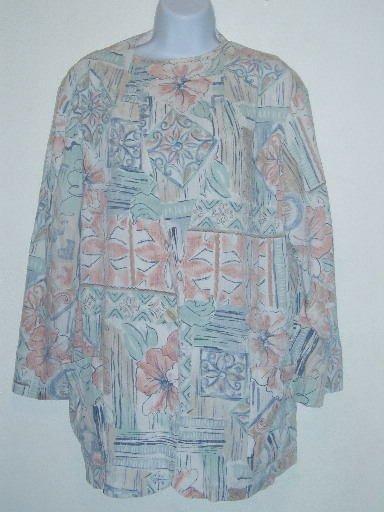 Wentworth Gallery Jacket/Blazer and Shirt Set Size 20W
