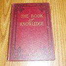 The Book of Knowledge Children's Encyclopedia Vol. 15