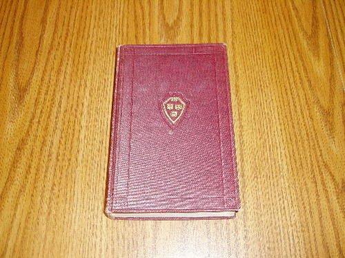 1909 Harvard Classics Vol. 6 Robert Burns Poetry/Songs