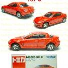 Tomy Tomica Diecast : #96 Mazda RX-8