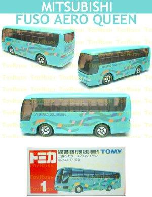 Tomy Tomica Diecast : #1 Mitsubishi Fuso Aero Queen