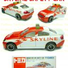Tomy Tomica Diecast : #23 Nissan Skyline Safety Car
