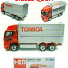 Tomy Tomica Diecast : #31 Nissan Diesel Quon (Red)