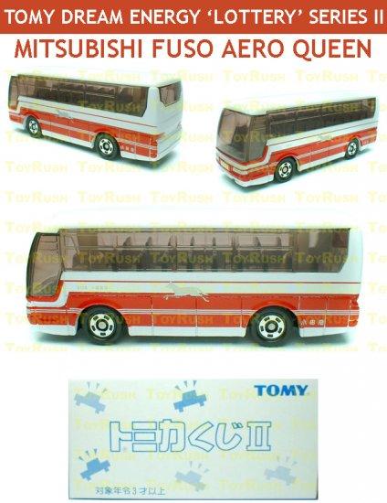 Tomy Tomica Lottery Series II : #L2-08 Mitsubishi Fuso Aero Queen