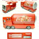 Tomy Tomica Lottery Series VIII : #L8-02 Coca Cola Commercial Event Car