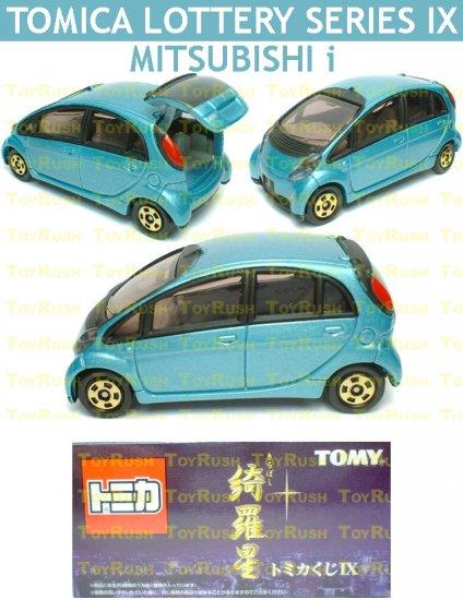 Tomy Tomica Lottery Series IX : #L9-16 Mitsubishi i (Last Piece)