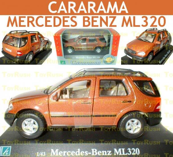 Hongwell Cararama Diecast : Mercedes-Benz SUV ML320