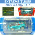 Extreme Tuner Diecast : Mazda RX-7 2002 Model