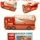 Tomy Tomica Diecast : #37 Coca-Cola Event Truck