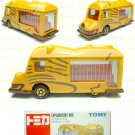 Tomy Tomica Diecast : #26 Lion-Shaped Exploratory Bus