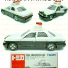 Tomy Tomica Diecast : #36 Toyota Majesta Patrol Car (Old Edition)