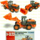 Tomy Tomica Diecast : #71 Hitachi Construction Machinery Wheel Loader ZW220