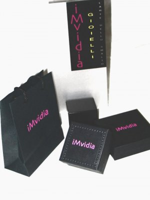 Free Gift Box, Shopping bag &amp; Exhibitor