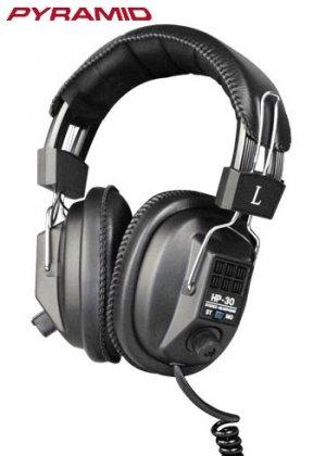 Pyramid Stereo Headphones