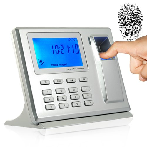 Fingerprint Time Attendance System with Stand [GC135099]