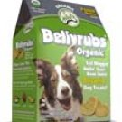 Bellyrubs-Certified Organic Dog Treats-Chicken 10oz bag