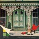Du Pont PAINT 1959 Ad - Up-date Your House with Paint