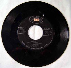 The Diamonds - High Sign Mercury 1958