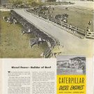 1946 Caterpillar Diesel Engines AD -  Builder of Beef
