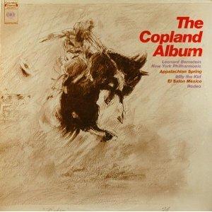 The Copland Album - NY Philharmonic with Leonard Bernstein