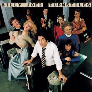 Turnstiles - Billy Joel Vinyl Album 1976