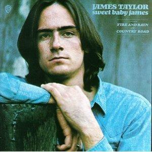 Sweet Baby James - James Taylor 1969