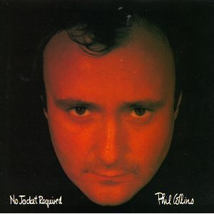 No Jacket Required - Phil Collins 1985
