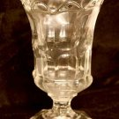 Early American Flint Glass Vase