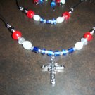 "MISSION SOUTHWEST JEWELRY SET-by Artisan, ""STINKWEED""-Necklace, Earring's, Bracelet-FREE SHIPPING"