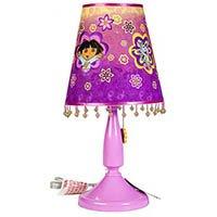 Dora The Explorer Lamp