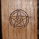 Oil Cabinet with Oils  - Pentacle