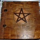 Blank Book of Shadows - Pentacle