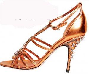 diamond high heels 2