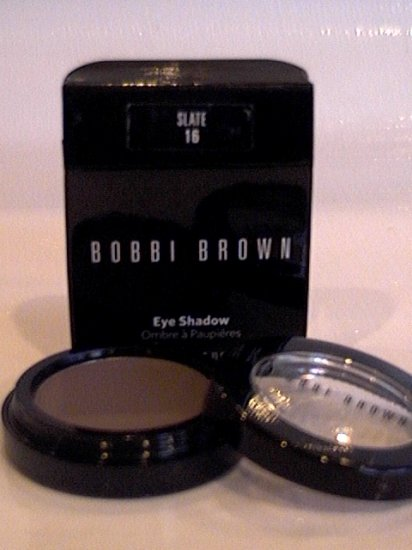 BOBBI BROWN POWDER EYESHADOW 16 SLATE