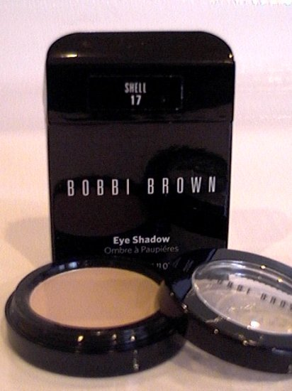 BOBBI BROWN POWDER EYESHADOW 17 SHELL