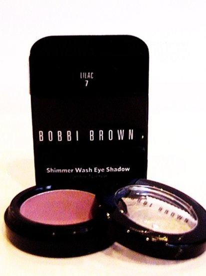 BOBBI BROWN SHIMMERWASH EYESHADOW 7 LILAC
