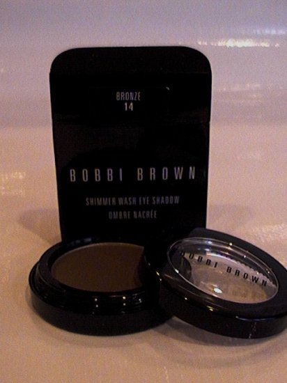 BOBBI BROWN SHIMMERWASH EYESHADOW 14 BRONZE
