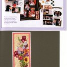 "Creative Memories ""Thanks To You""  Flower Bouquet Page Kit"