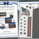 "Creative Memories ""Thanks To You"" USA Page Kit"