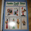 Jumbo Craft Stick Crew Grace Puplications Booklet