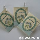 Mini Seed Packet~(GS) Daisy Seeds SWAPS Kit for Girl Kids Scout makes 25